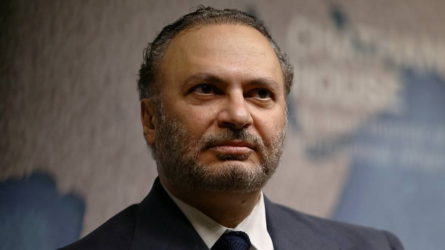 وزير الدولة الإماراتي للشؤون الخارجية أنور قرقاش