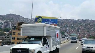 Hilfslieferung erreicht Venezuela