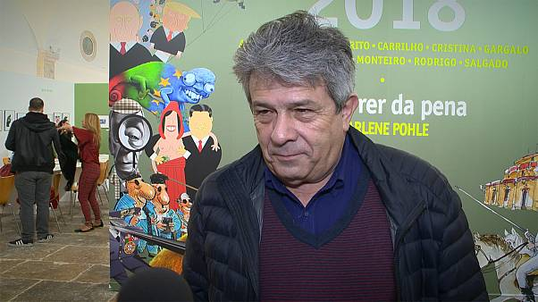António Antunes: Touradas e desenhos? O cartoon deve ser polémico