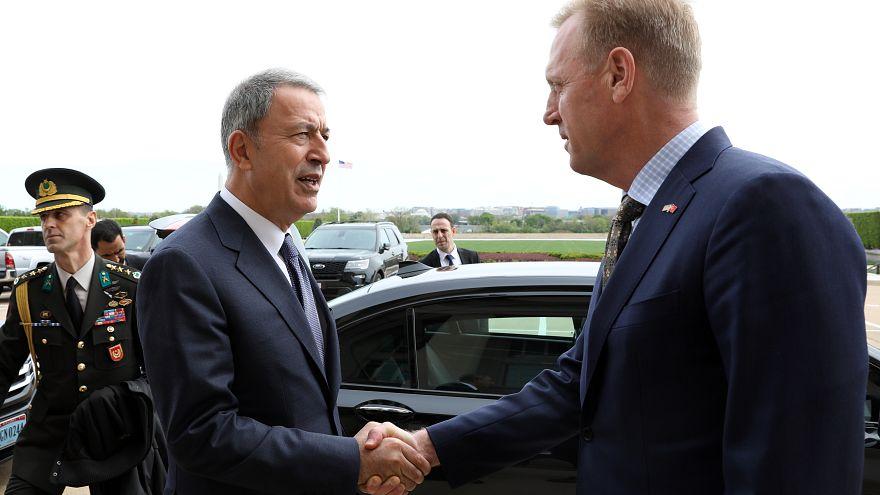 Savunma Bakanı Akar: F-35 projesinin ortakları Türkiye'ye sorumluluklarını yerine getirmeli