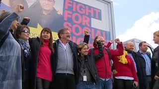 Europäische Linke - Mit Marx zur Mehrheit