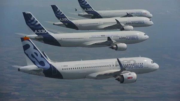 Airbus-Boeing-Streit: EU droht USA mit neuen Strafzöllen