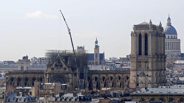 Notre Dame: Welche Artefakte und Gebäudeteile sind erhalten, welche nicht?
