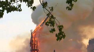Concurso internacional para reconstruir la aguja de Notre Dame