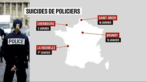 ما الذي يدفع عناصر الشرطة الفرنسية للإنتحار بكثرة في السنوات الاخيرة؟