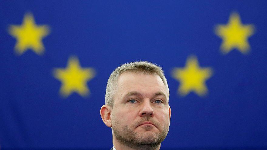 Nemet mond az Északi Áramlat 2-re a szlovák kormányfő