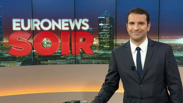 Euronews Soir : l'actualité du 17 avril