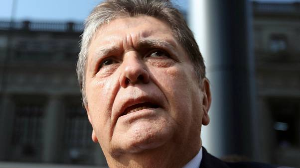 Peru's ex-president Alan Garcia dies after shooting himself to avoid arrest