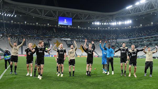 """""""Ajax tötet Goliath"""": Europas Presse feiert Sieg der Underdogs"""