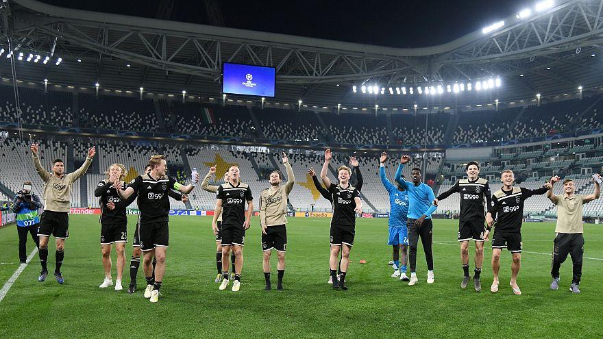 Calcio: la favola dell'Ajax che vola in Champions