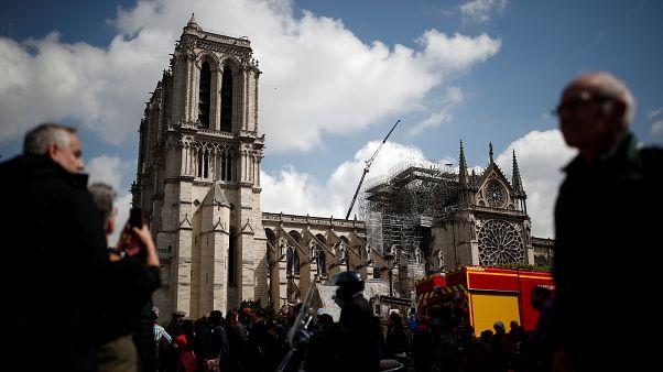"""هل حفّز حريق """"نوتردام"""" من """"كراهية الإسلام"""" عند اليمين الأوروبي المتطرف؟"""