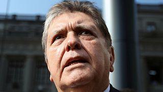 Főbe lőtte magát, és meghalt a volt perui elnök
