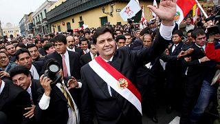 Алан Гарсия, 2006 г.