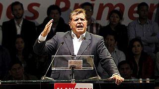 Υπέκυψε στα τραύματά του ο αυτόχειρας πρώην πρόεδρος του Περού