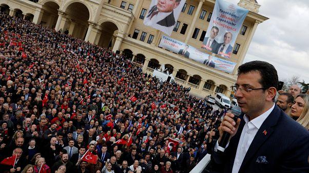 نامزد حزب مخالف اردوغان شهردار استانبول شد