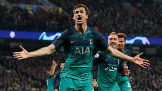 Bajnokok Ligája: drámai meccsen elődöntős a Tottenham