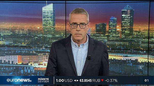 Euronews am Abend vom 17.04.2019
