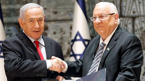 İsrail Cumhurbaşkanı seçimleri kazanan Netanyahu'ya hükümeti kurma görevini verdi