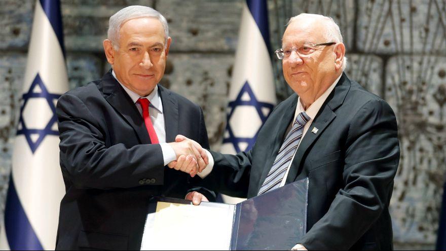 نتانیاهو رسما مامور تشکیل دولت آینده اسرائیل شد