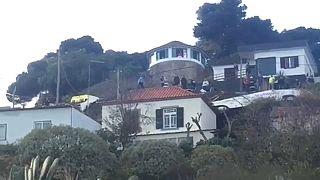 Mueren 29 turistas alemanes en un accidente de autobús en Portugal