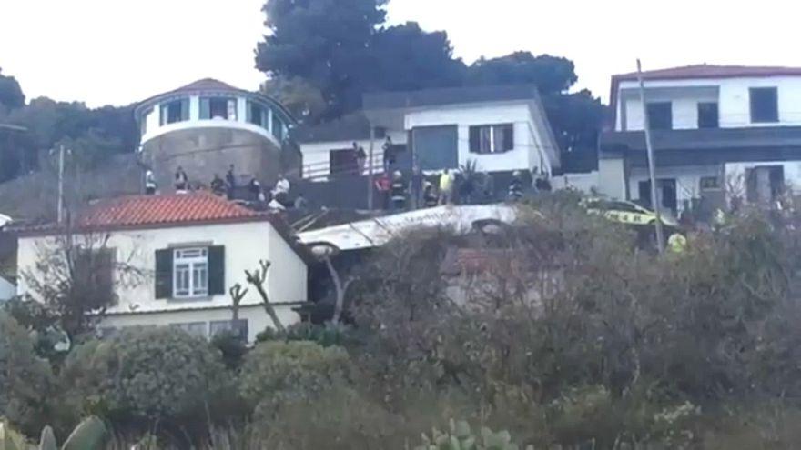 مقتل 28 شخصاً في حادث حافلة سياحية في جزيرة ماديرا البرتغالية