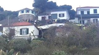 Πορτογαλία: Πολύνεκρο δυστύχημα με τουριστικό λεωφορείο στην Μαδέιρα
