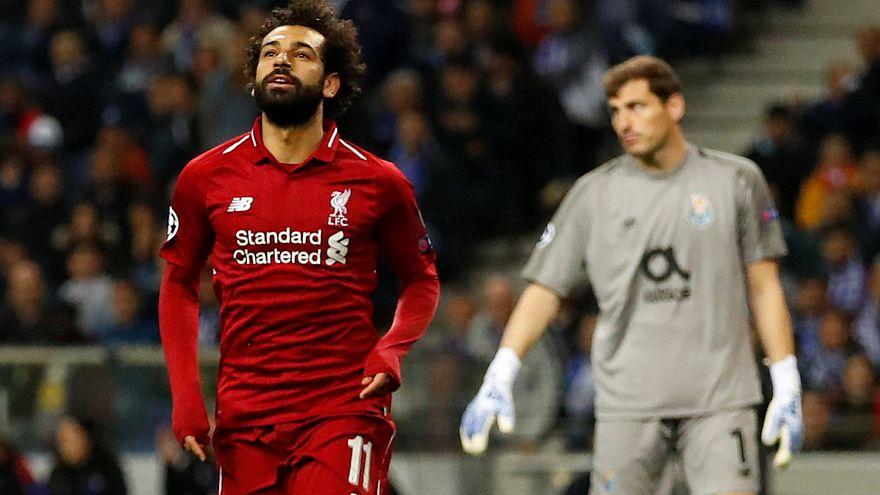 Şampiyonlar Ligi: Liverpool güle oynaya yarı finalde: 1-4