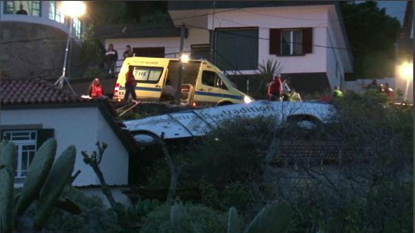 Schock auf Madeira: Alle 29 Todesopfer offenbar Deutsche
