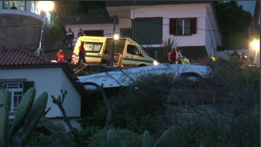 Авария на Мадейре: погибли 29 туристов