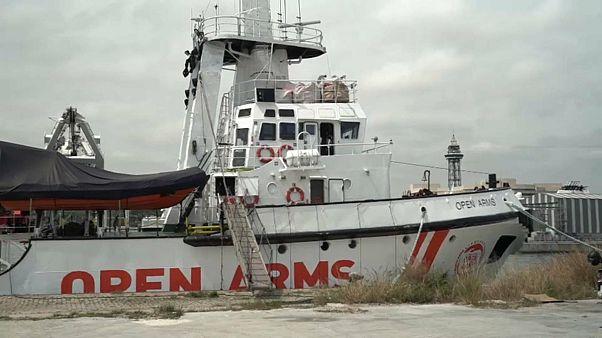 El barco de rescate humanitario Open Arms podrá volver a surcar el Mediterráneo