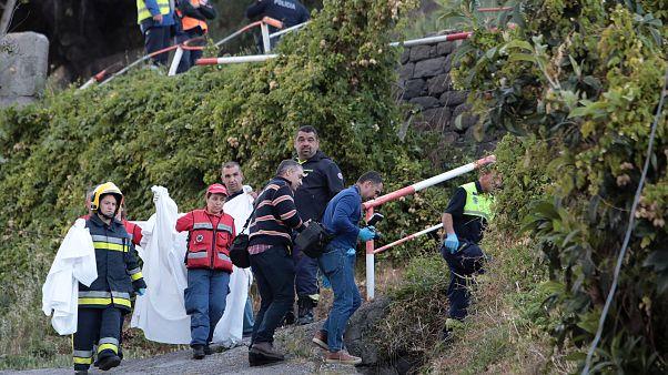 Nach Busunglück: Bundesaußenminister Heiko Maas auf Madeira erwartet
