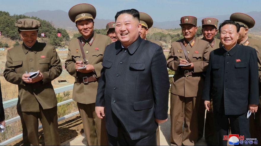 کره شمالی یک «سلاح تاکتیکی هدایت شونده» جدید را آزمایش کرد