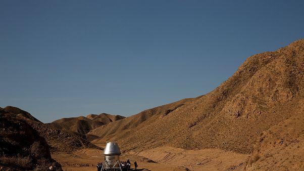 Άνοιξε βάση προσομοίωσης του Άρη! - ΒΙΝΤΕΟ ΚΑΙ ΦΩΤΟ
