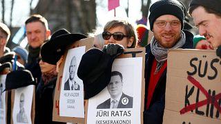 Estland: Grünes Licht für umstrittenes Regierungsbündnis