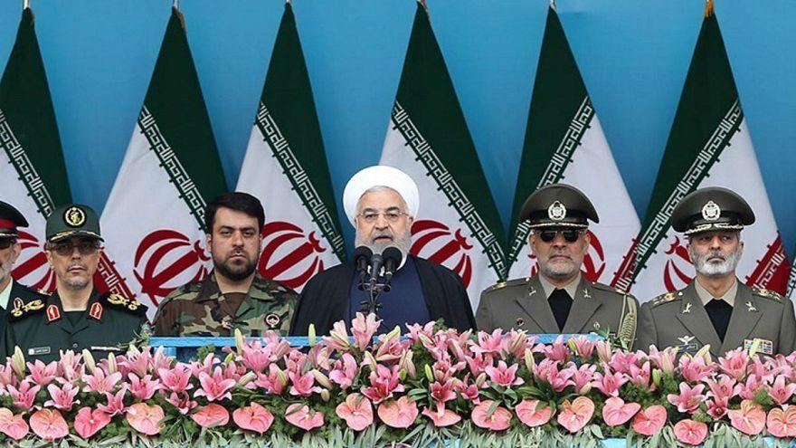 روحانی: نیروهای مسلح ایران علیه کشورهای منطقه اقدام نمیکنند