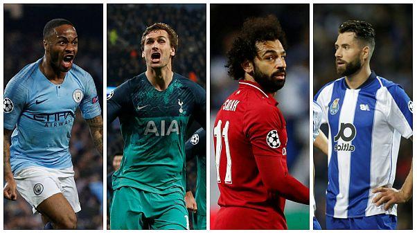 لیگ قهرمانان اروپا؛ منچستر سیتی چهار گل زد و حذف شد