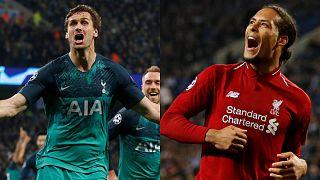 El Tottenham elimina al City de la Champions