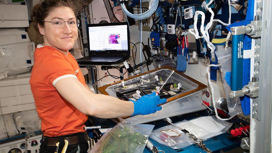 Η αστροναύτης Κριστίνα Κοχ θα σπάσει το παγκόσμιο γυναικείο ρεκόρ διάρκειας διαστημικής πτήσης