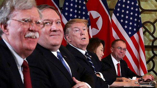 کره شمالی خواستار حذف پمپئو از مذاکرات هستهای شد: فردی دقیقتر و بالغتر بگذارید