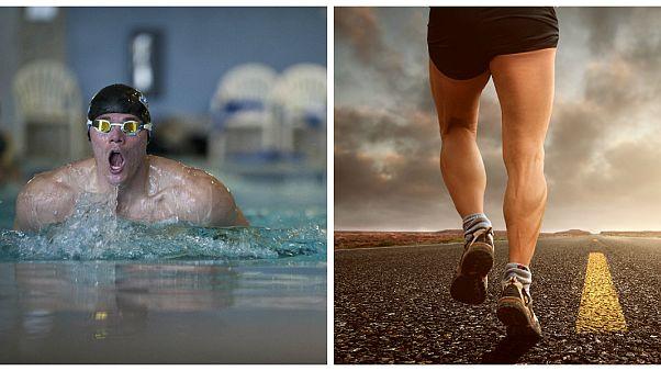 دراسة: أيهما أقوى قلب العدائين أم السباحين؟