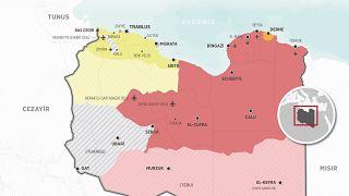 Libya'da Türkiye hangi tarafı destekliyor?