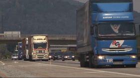 Veículos pesados têm de cortar emissões poluentes