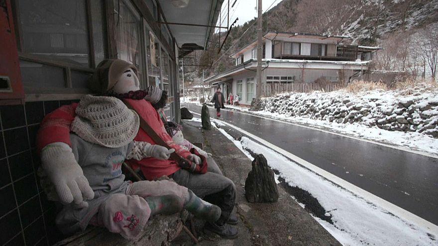 """Japon : une """"Vallée des Poupées"""" pour lutter contre le dépeuplement"""