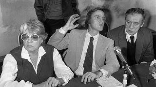 Fransız gizli servisi 40 yıl boyunca Simone Signoret ve Yves Montand'ı dinlemiş