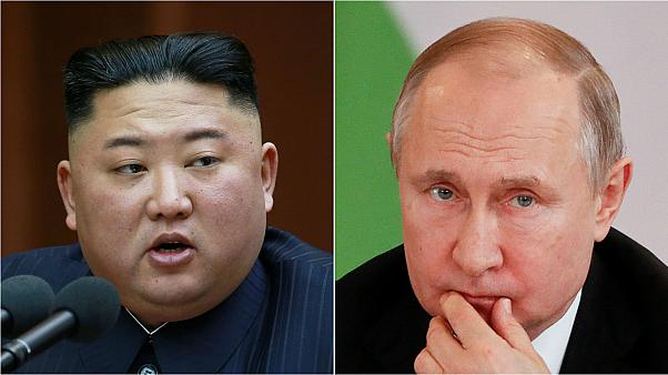 Putin will meet North Korea's Kim Jong-un towards the end of April
