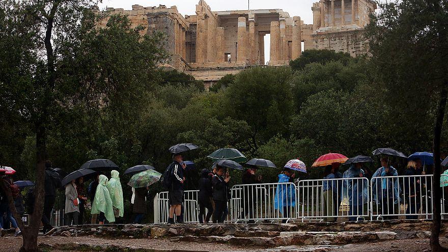 Ανοιχτός και πάλι ο αρχαιολογικός χώρος της Ακρόπολης
