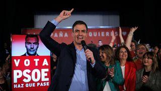 Педро Санчес – лидер социалистов