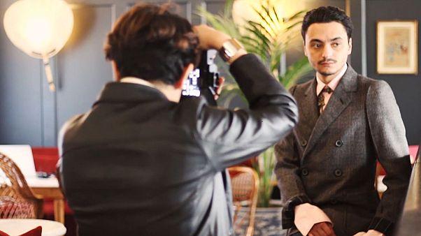 «شیک پوشی ایرانی» در گفتوگو با آراز فضائلی، طراح مد