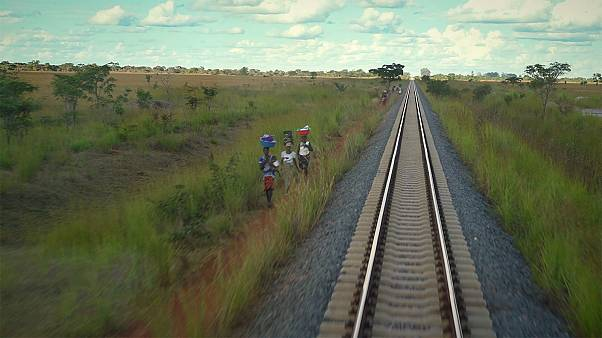 Business flourishes as Angola revitalises historic railroad