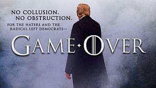 Trump celebra su exoneración del Russiangate